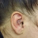 heart piercing by dark rose tattoo