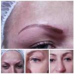 micropigmentation cosmetic tattooing by Justyna Kurzelowska