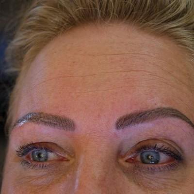Eyebrows by Justyna. #pmu #justynakurzelowska