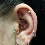 diath heart piercing by dark rose tattoo